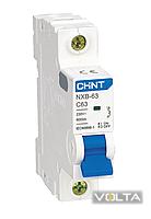 Автоматический выключатель  NXB-63 1P C32 6kA - купить Автоматический выключатель  NXB-63 1P C32 6kA лучшая цена в Днепре Киеве и Украине - Volta (Вольта)